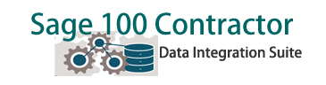 Sage 100 Contractor Data Integration Suite Logo